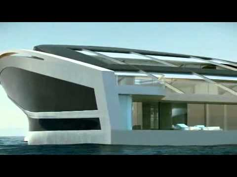 Sickest Yacht House Ever By Wally Herms Yacht 1 Billion