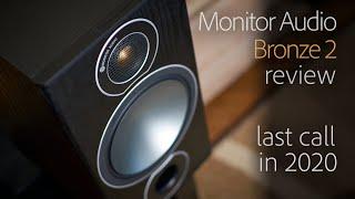 Monitor Audio Bronze 2 review