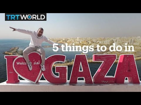 5 Places To Visit In Gaza