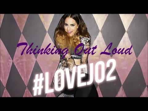 JoJo - Thinking Out Loud (Full Official Version) | #LoveJo2