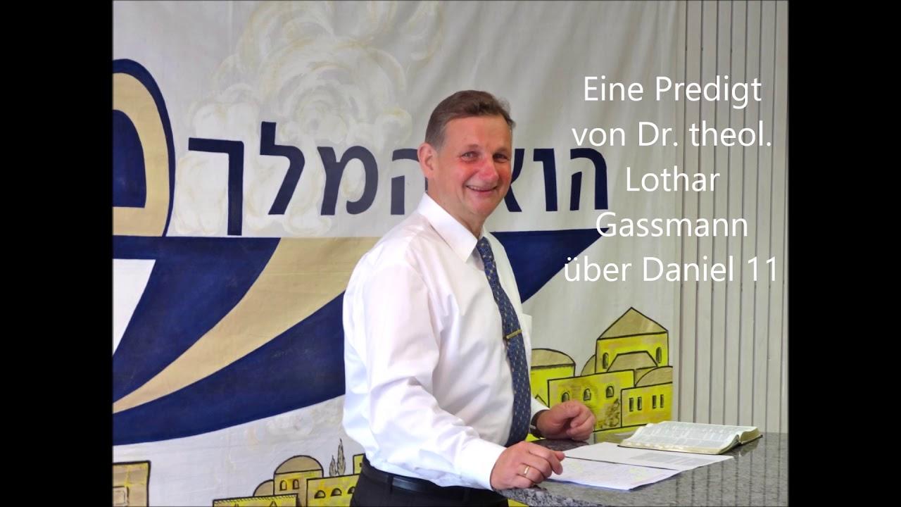 2020 Vergangenheit Gegenwart Und Zukunft Gott Ist Der Herr Der Geschichte Von Lothar Gassmann Youtube
