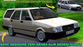 LFS HİKAYE GENÇ DEDESİNE YENİ ARABA ALIR DEDESİ ARABAYI ALMAZ GENÇ YAPTIRIR...BÖLÜM 2