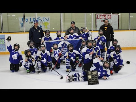 Kiwanis Leafs 2015-2016 Championship Game