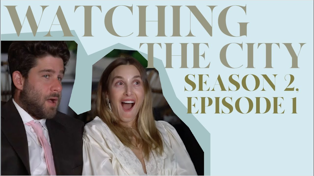 Download Reacting to The City   S2E1   Whitney Port