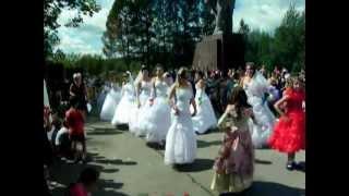 парад невест Губаха Пермский край