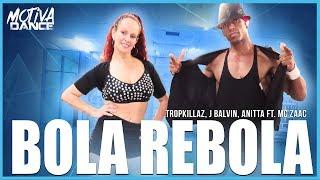 Baixar Bola Rebola - Tropkillaz, J Balvin, Anitta ft. MC Zaac   Motiva Dance (Coreografia)