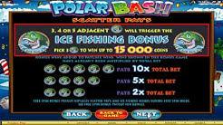The 7 sultans Online Casino Games:  Polar Bash Video slot