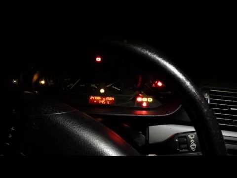 Bmw E46 Ignition Problem - No Dash Lights