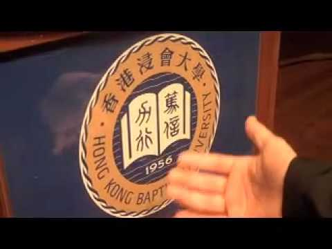 Grandfather's Legacy: Founding Hong Kong Baptist University