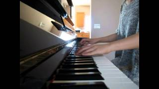 Cure For The Enemy - Billy Talent - Piano Cover