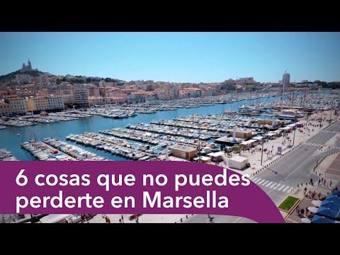 6 cosas que no puedes perderte en Marsella