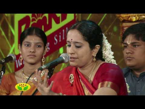 Margazhi Utsavam - Part 01 Vishaka Hari On Sunday,18/12/2016