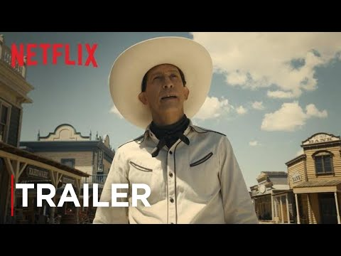 La balada de Buster Scruggs   Tráiler oficial   Netflix