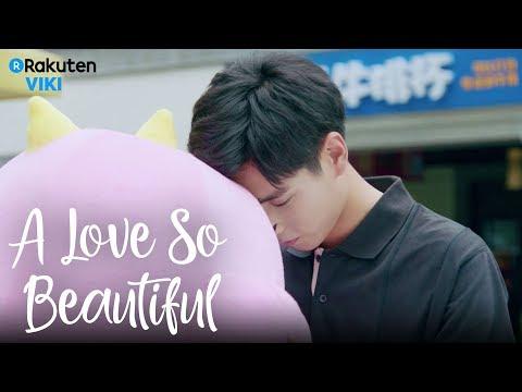 A Love So Beautiful - EP18   Hu Yi Tian Comforts Shen Yue [Eng Sub]