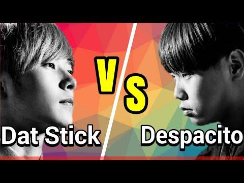 SHOW-GO Vs HISS     Dat $tick Vs Despacito      Who Win ?