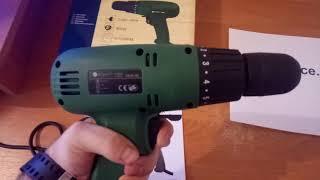 Шуруповерт электрический Craft Tec PXSD 101