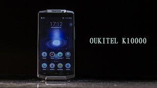OUKITEL K10000 4G LTE Phablet - Gearbest.com