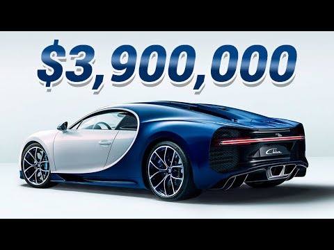 10 Most Expensive Cars Coming Out In 2020