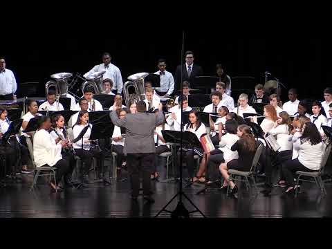 Clinton HS Band - March of the Dwarfs - arr. Michael Story