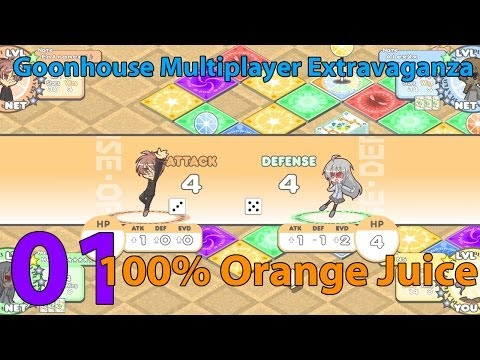 Let's Play 100% Orange Juice - 01 - Anime Is My Life