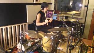 (isolation) Review Mirror Pearl Jam Drum Cover iit of the jungle indonesian drummer community