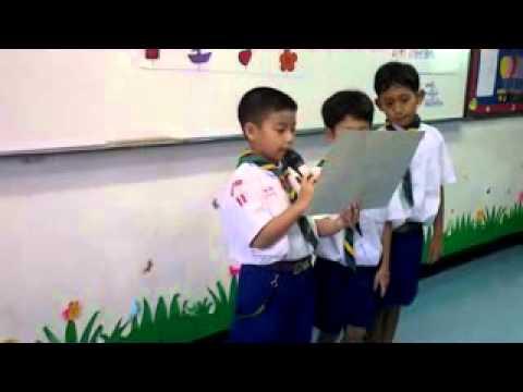 โรงเรียนทิวไผ่งาม VDO นำเสนอ วิชาคณิตศาสตร์ ป.2