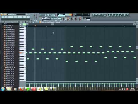 adele some one like you fl studio