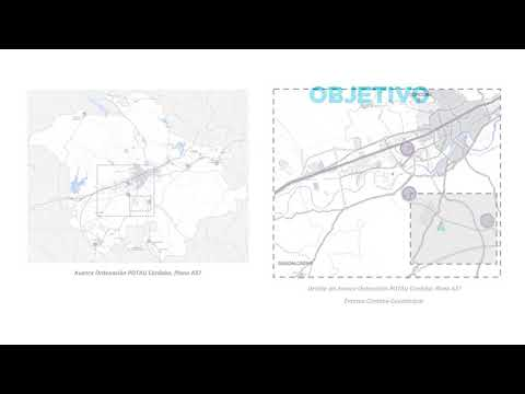 Presentación del proyecto de Plataforma Logística de Córdoba en El Álamo
