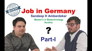 Jobs In Germany | Bio Medical Engineering | PART-1