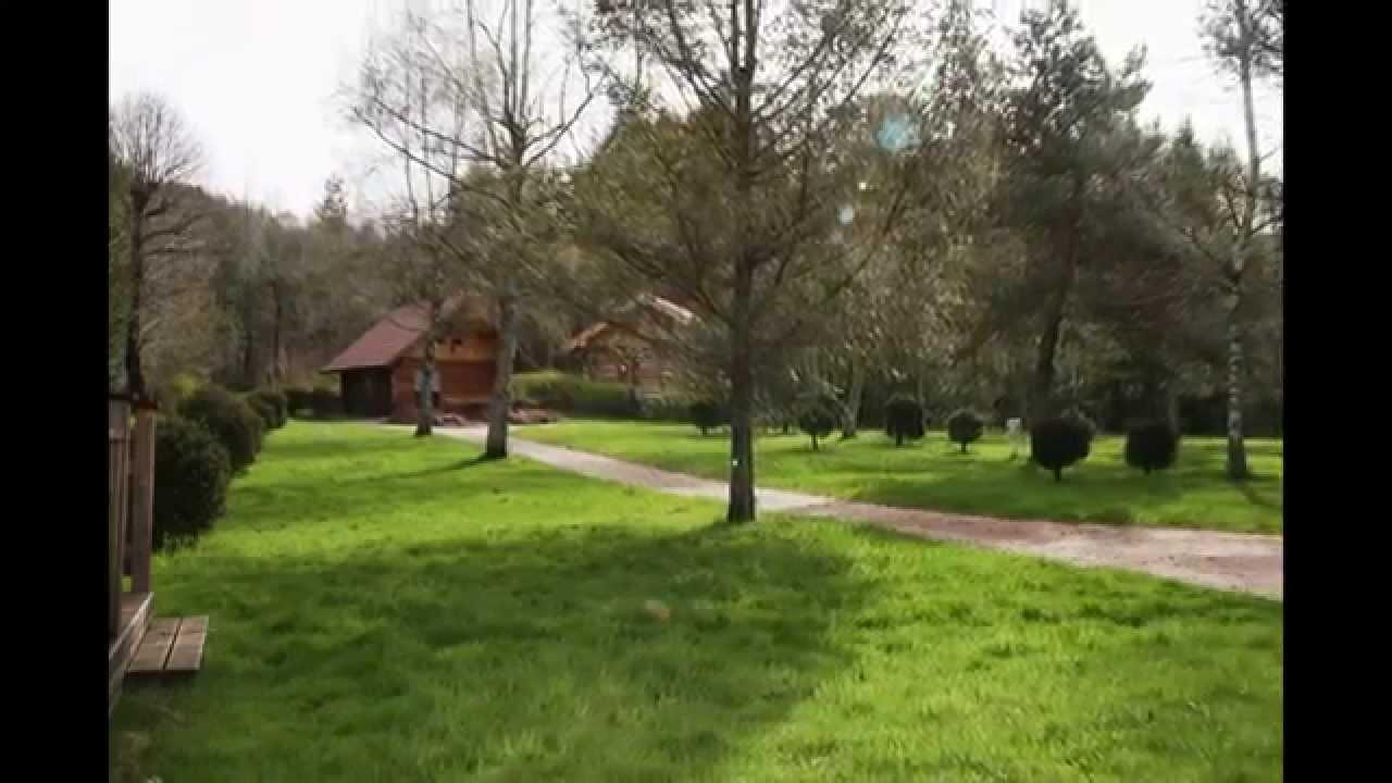 Le Domaine Du Haut Jardin Hautes Vosges France Youtube