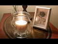 Side Table Decor || How I Styled Our Side Tables in Our Formal Living Room