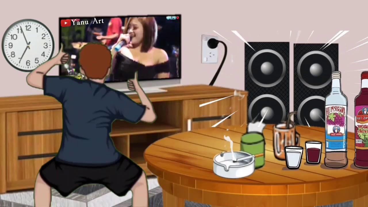 Animasi Story Wa Ambyar Dangdut Sugeng Dalu Yanu Art Youtube