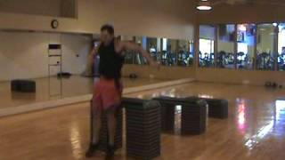 Micah LaCerte Kansas City Personal Trainer performing HIGH box jumps