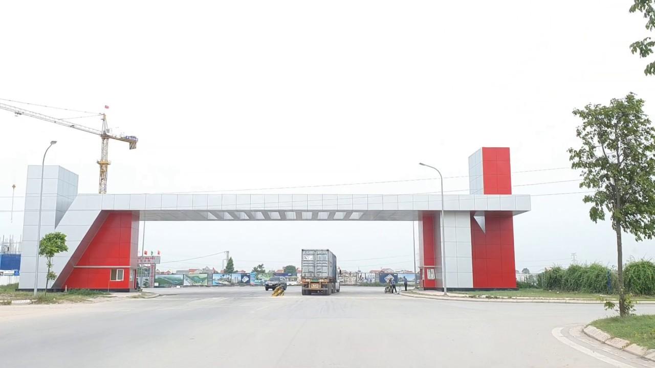 Toàn Cảnh KCN Vân Trung Bắc Giang   KCN  FUGIANG VAN TRUNG   Van Trung industrial Park Review