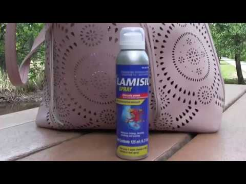Lamisil AT For Women – Summer Warning (2018)