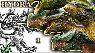 All About : Hydra - Mythical Creatures (PART 1 of 2) MONSTER