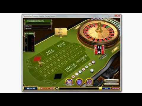Video Online roulette gewinn system