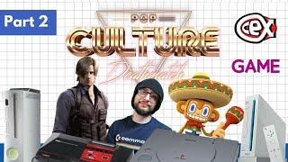 Retro Video Game Hunt Part 2 the Pick Ups (Sega, PS1, Xbox 360, Wii) : Drew