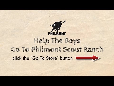 Boy Scout Fundraising for Philmont Scout Ranch