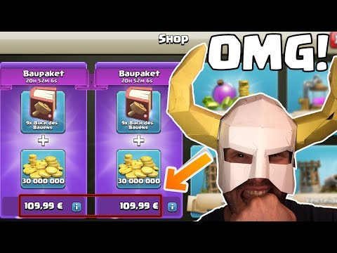 220€ ANGEBOT! ☆ Clash of Clans ☆ CoC