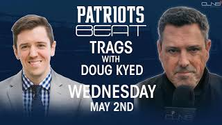 244: Doug Kyed | Patriots 53-Man Roster Projection | The Tom Brady Drama Continues | Powered by...