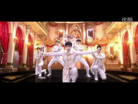 2PM《QQ炫舞2-Shining in the night》MV Full Ver