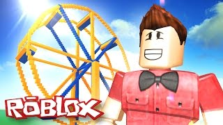 Roblox | Theme Park Tycoon 2 | THIS PARK IS AMAZING