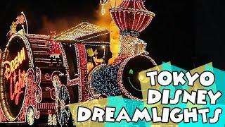 TOKYO DISNEY TRIP | Tokyo Disneyland DreamLights Parade | Day Three Part Two