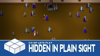 Hidden in Plain Sight - 3 Player Versus Gameplay