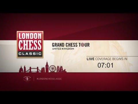 Grand Chess Tour - London Chess Classic 2015: Round 7