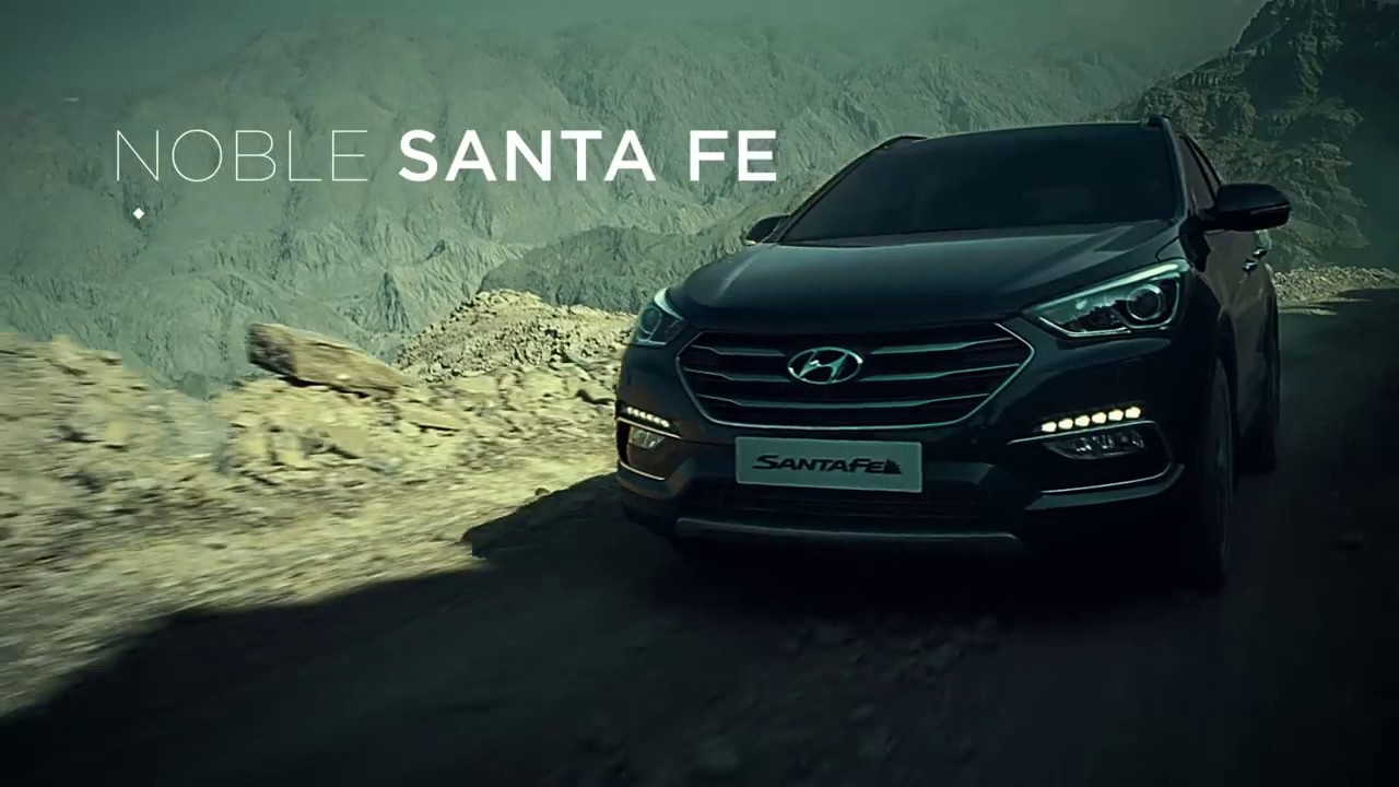 Hyundai Suv Line Up Tvc