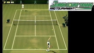 Smash Court Tennis Pro Tournament ... (PS2)