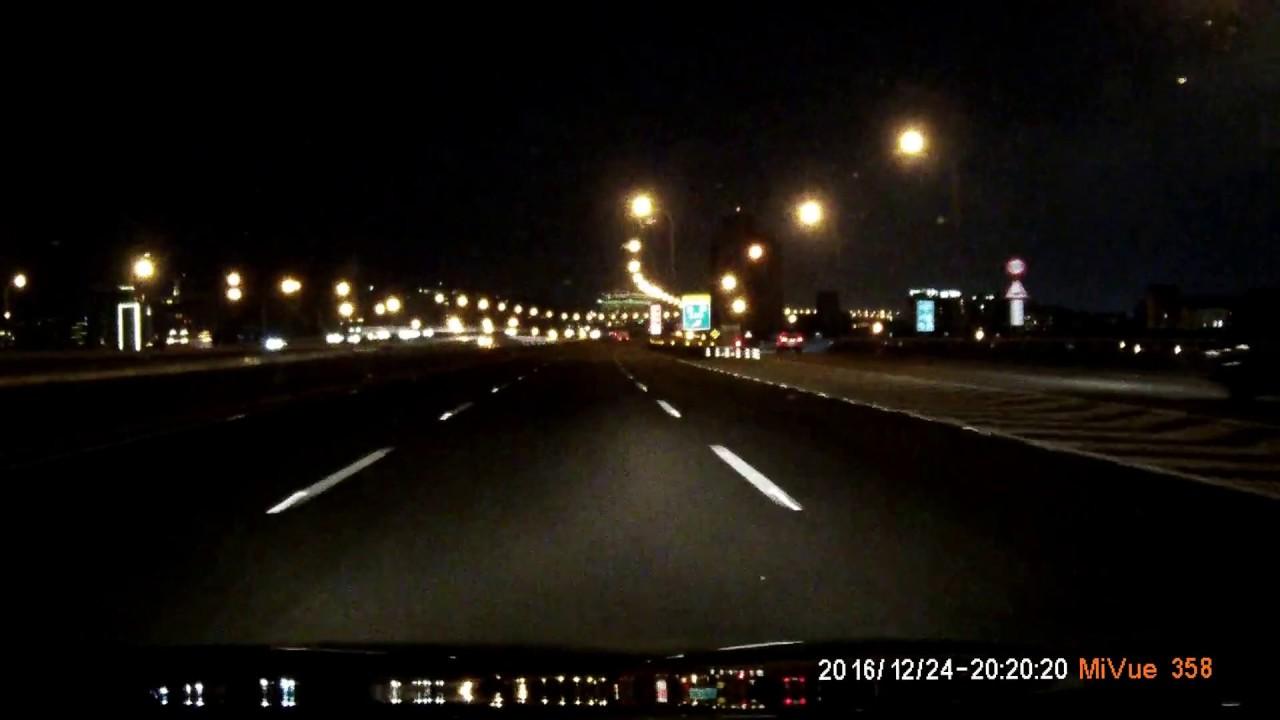Blinder HP-905 國一高架北上25.5K 雷射測速 - YouTube