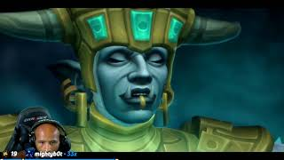 *NEW* WORLD OF WARCRAFT: BATTLE FOR AZEROTH CUTSCENES & COMMENTARY